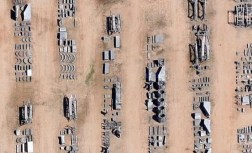 Boneyard: Aviones que configuran el paisaje - Piezas--300x182