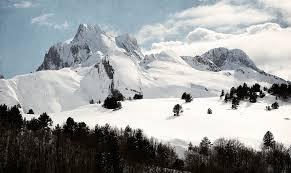 Navidad en el Pirineo - pirineo