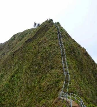 Las Haiku Stairs (Hawái)