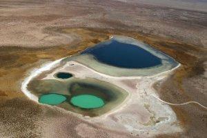 Laguna Cejar, el Mar Muerto de Atacama - Cejar-aérea-300x200