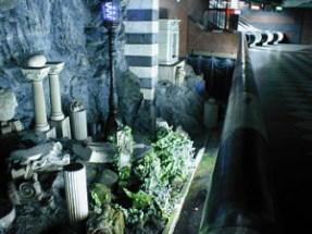 El metro de Estocolmo - Kungstradsgarden-300x225