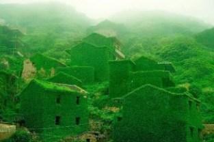 El pueblo verde de Zhoushan (China). - pueblochina-300x200