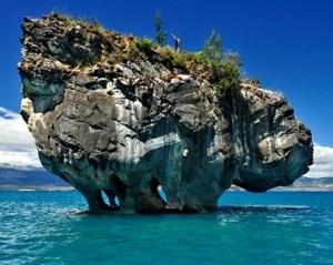 Las Cuevas de Mármol (Chile) - Islotes-300x239
