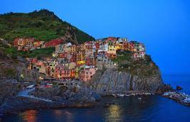 Las Cinco Tierras del Liguria - Manarola-300x193