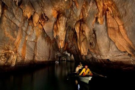 Parque Nacional del río subterráneo de Puerto Princesa