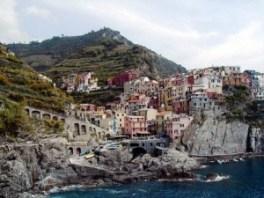 Las Cinco Tierras del Liguria - corniglia-300x225
