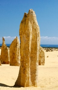 Desierto de los Pináculos (Australia) - pinnacles_wa_desert_rock-192x300