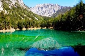 Grüner See (Austria) - a-x-copertinathe-green-lake-austria1-300x199