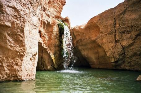 El Oasis de Chebika (Túnez)