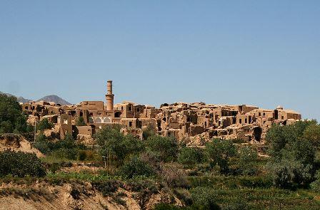 Kharanaq: la ciudad abandonada