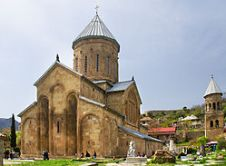 Mtskheta (Georgia) - Mtskheta_Georgia_—_Samtavro_Transfiguration_Orthodox_Church