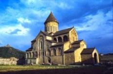 Mtskheta (Georgia) - Svetitskhoveli-300x195