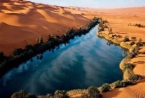 El mar de arena de Ubari (Libia) - Ubari-300x204