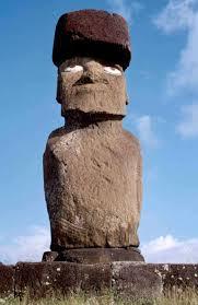 El cuerpo de los moai - images