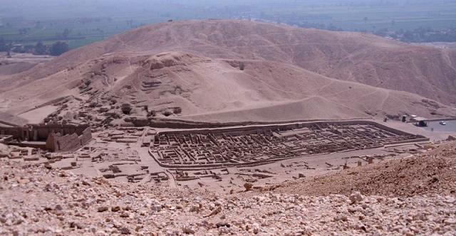 Deir el-Medina: la ciudad de los artesanos