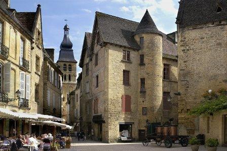 Sarlat-la-Canéda (Francia)
