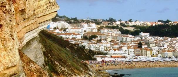 Nazaré, un destino ideal para estas vacaciones