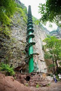 Las escaleras de Taihang: de la tierra a las nubes - Escaleras-Linzhou-copia-200x300