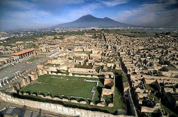 Pompeya arqueológica