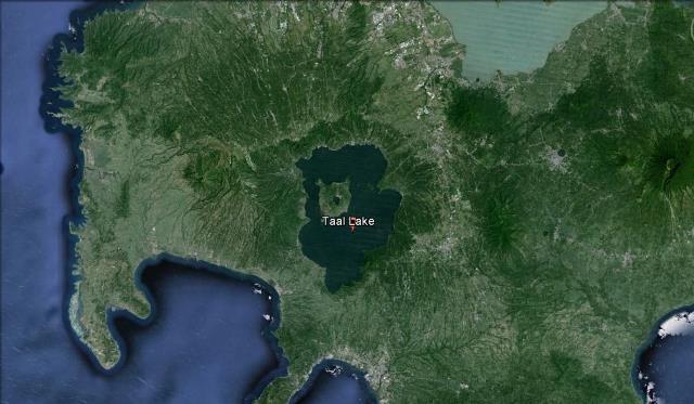 Una isla dentro de una isla dentro de otra isla