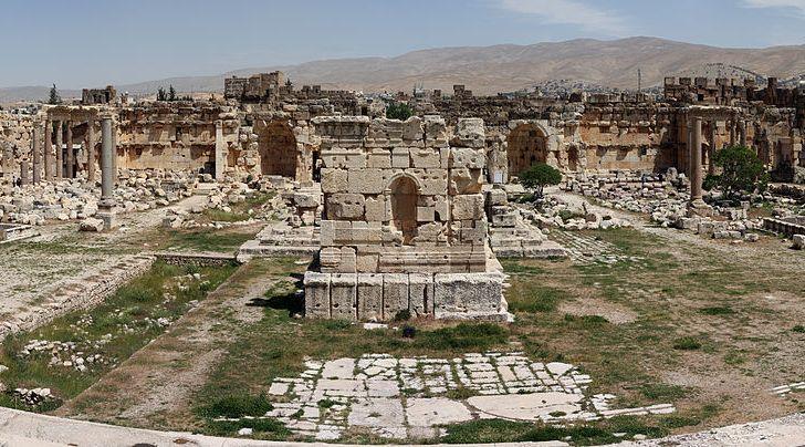 La Heliópolis de Baalbek