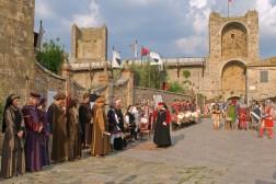 Monteriggioni (Italia) - Fiesta-medieval-300x200