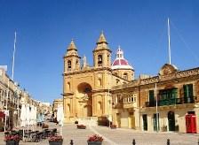 Marsaxlokk (Malta) - Iglesia-Marsaxlokk-300x220