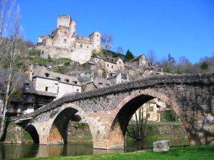 Belcastel (Francia) - Puente-300x225