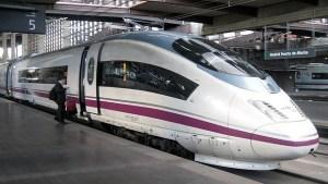 Viajar en AVE por 25 euros - AVE-TREN-300x169
