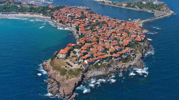 Sozopol, una de las ciudades más bellas del Mar Negro