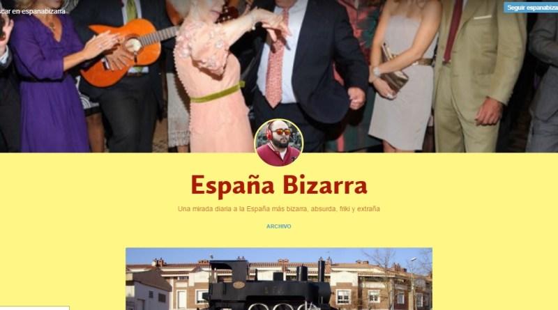 Otros blogs - ESPAÑA BIZARRA - Esculturas, rotondas y edificios raros, muy raros.
