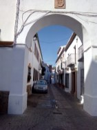 Setenil de las Bodegas - Calles de Setenil.