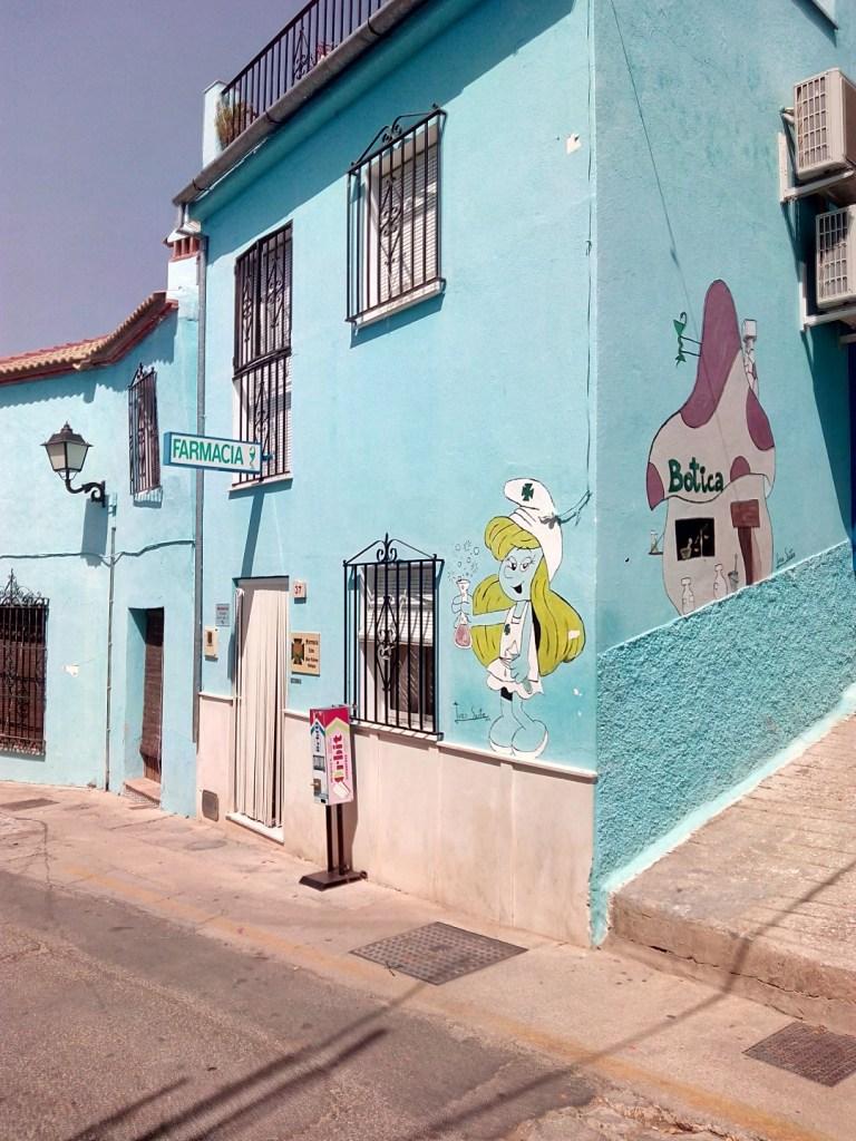 La Aldea Pitufa - Farmacia