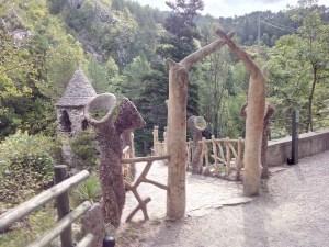 Los Jardines Artigas - Entrada original