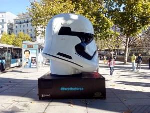 Face the Force - Stormtrooper de la Primera Orden