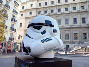 Face the Force - Stormtrooper