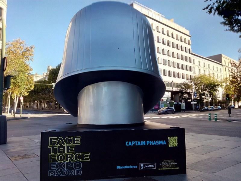 Face the Force - Capitán Phasma