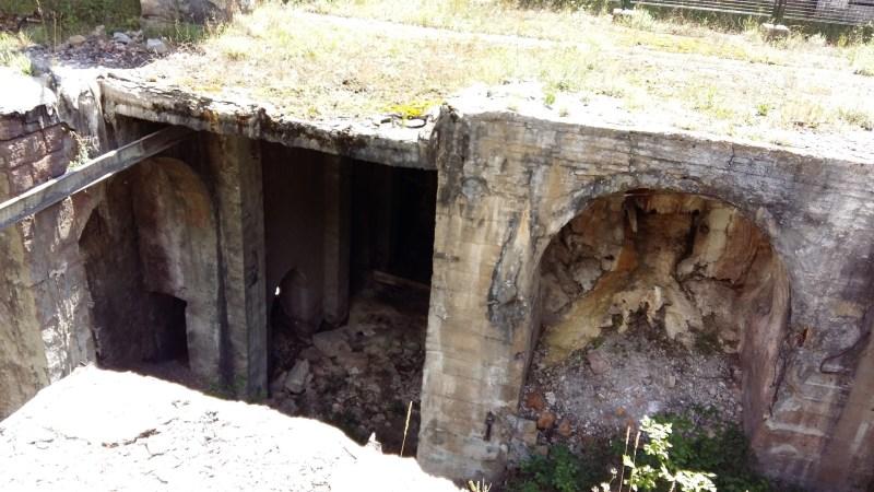 Museo del Cemento Asland - Galerías del carbón