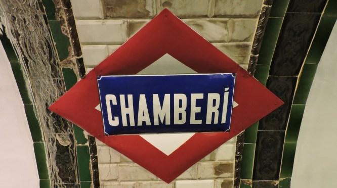 Resultado de imagen de chamberi