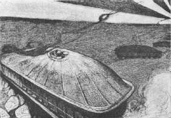 Museo de Carros de Combate - Acorazado terrestre de H.G. Wells (3)