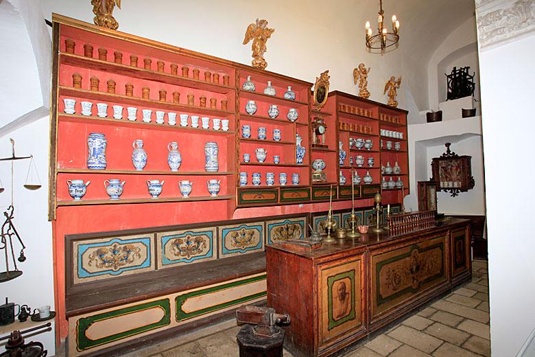 Farmacia Esteva. Museo de la farmacia del Monasterio Franciscano de Dubrovnik (5)