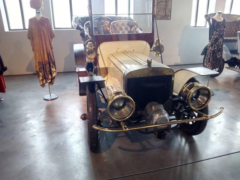 Museo Automovilístico - Jackson (EEUU - 1906)
