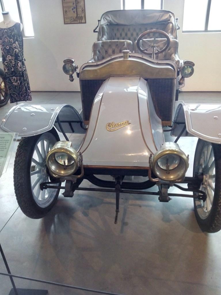 Museo Automovilístico - Charron (Francia - 1910)