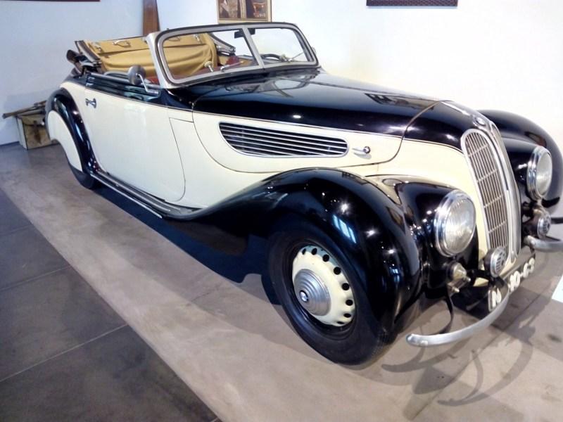 Museo Automovilístico - BMW 328 (Alemania - 1938)
