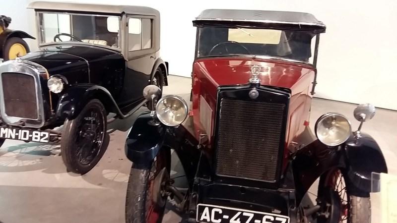Museo Automovilístico - Morris Minor (Reino Unido - 1931)