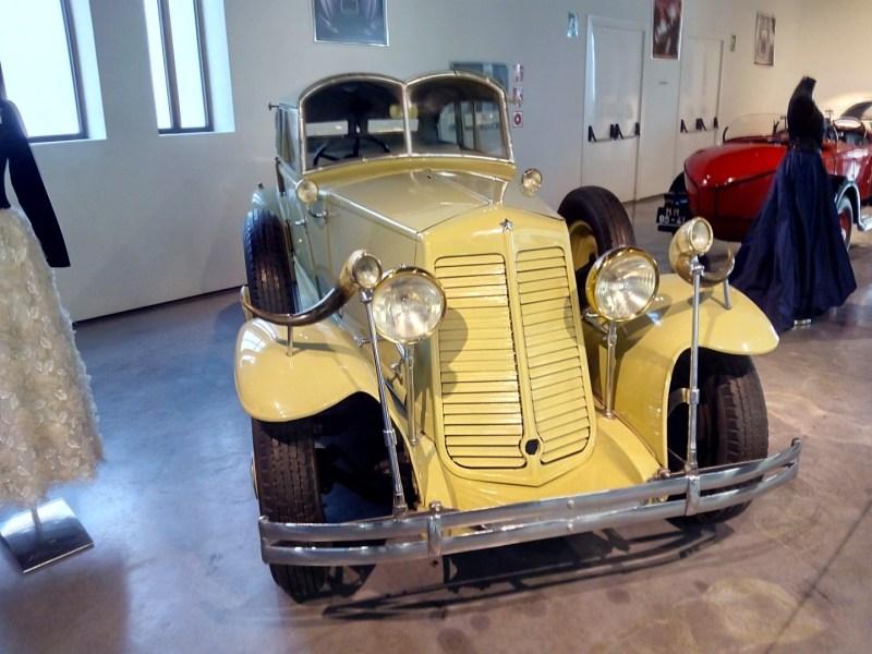 """Museo Automovilístico - Renault Nervastella """"Salvador Dalí"""" (Francia - 1930)"""