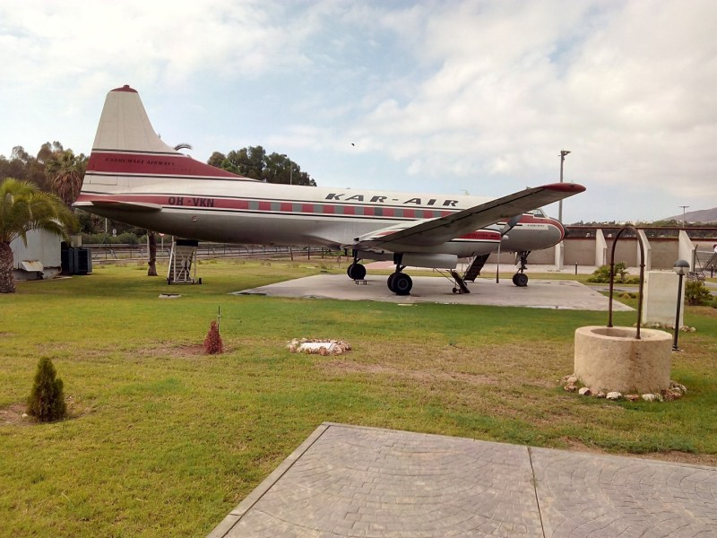 Museo de la Aviación - Convair 440 de Kar-Air