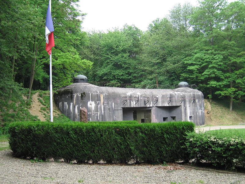 Parque de los búnkeres - Búnker de la Línea Maginot (3)