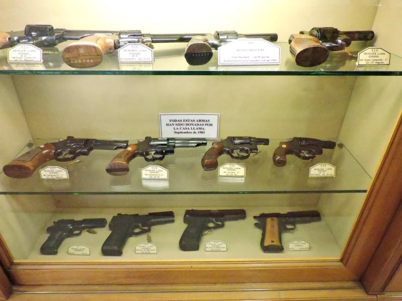Museo de la Guardia Civil - Llama, Gabilondo y Cia también cerró en 1999. Su sucesora, Fabrinor, lo hizo en 2003 (Imagen propiedad del Museo de la Guardia Civil)