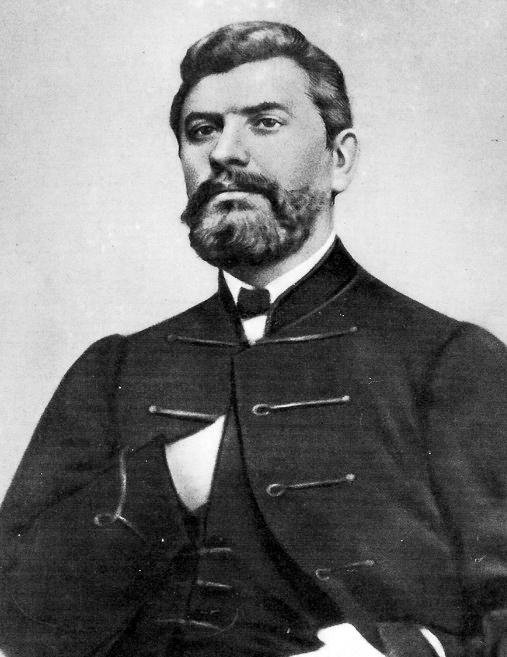 Tumba Ante Pavelic - Ante Starcevic, padre del nacionalismo croata (7)